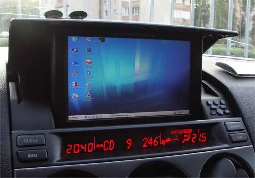 Монитор в автомобиль своими руками 45