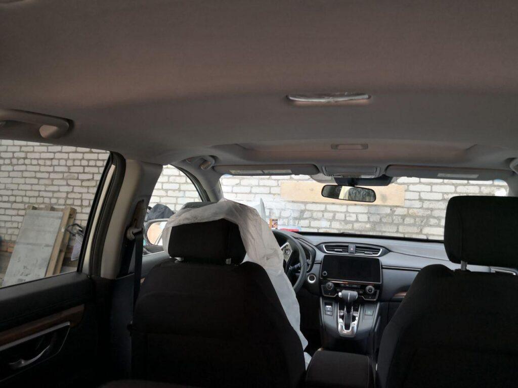 перетяжка потолка авто минск