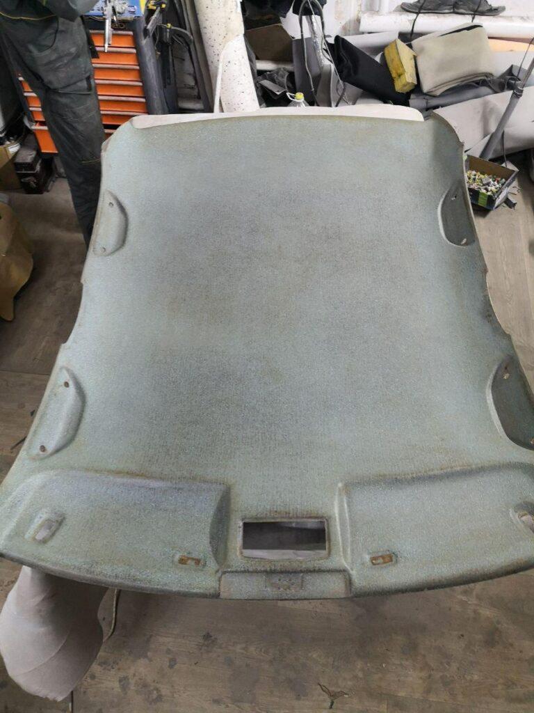 ремонт потолка автомобиля минск