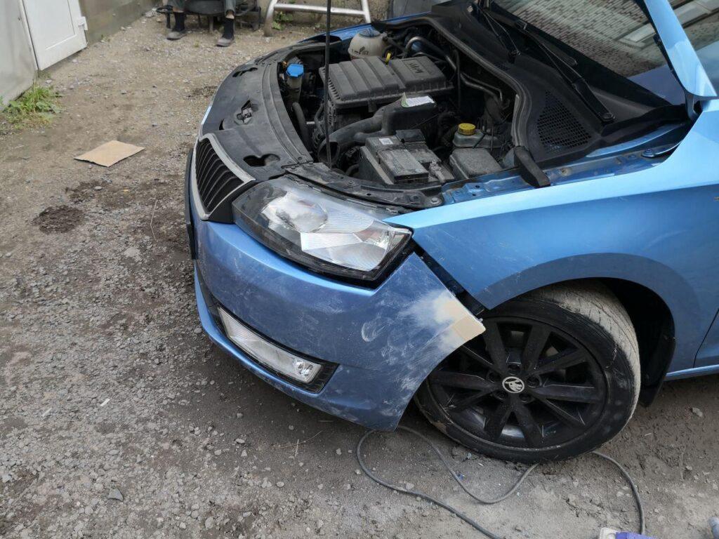 кузовной ремонт авто минск