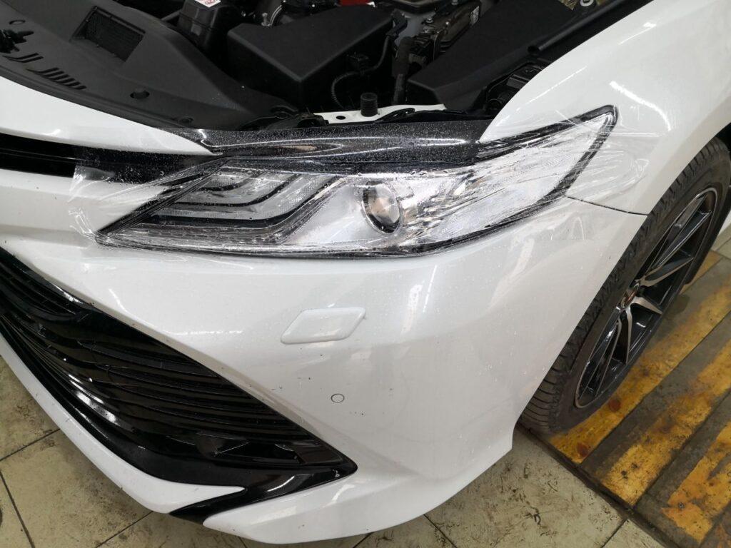 защита кузова автомобиля пленкой минск