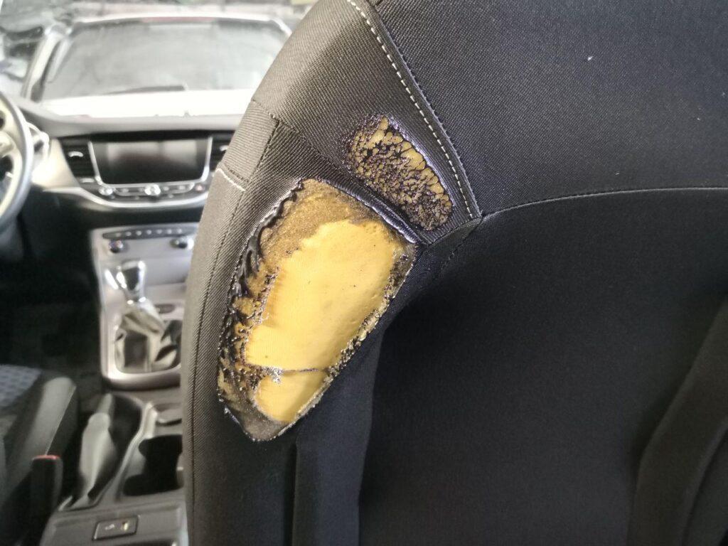 перетяжка сиденья авто минск