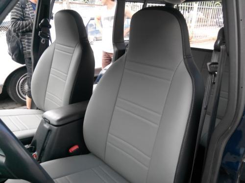 Чехлы на сиденья Jeep