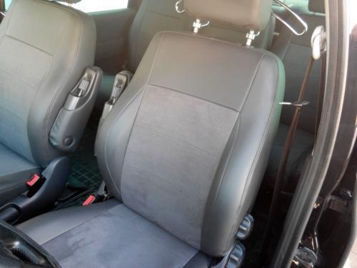 Чехлы на сиденья VW Sharan