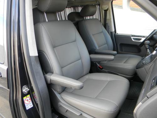 Перетяжка салона VW Multivan