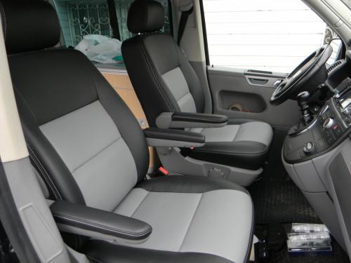 Перетяжка салона VW Vestfalia