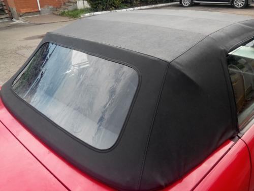 Замена крыши кабриолета в ретро автомобиле